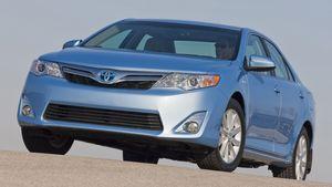Продажа японских автомобилей в феврале 2010 года показала рост