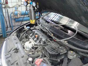 Промывка форсунок инжектора автомобиля