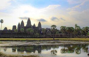 Путешествие по достопримечательностям камбоджи