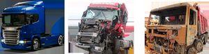 Ремонт грузовиков, покупка битых автомобилей и продажа iveco