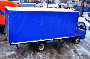 Ремонт тентов грузовых автомобилей москва