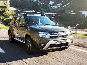 Renault duster для россии оснащают инновационной системой renault start