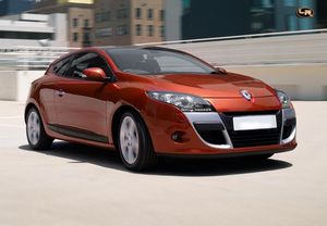 Renault megane 3 coupe