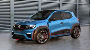 Renault представил «заряженную» версию sandero