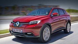 Renault расширит линейку кроссоверов