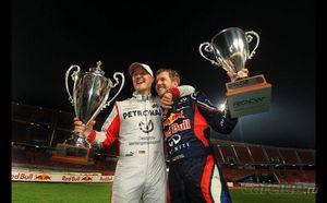 Роман грожан выиграл гонку чемпионов