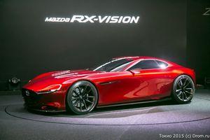 Роторный спортивный автомобиль rx-7 от японской компании mazda появится уже в 2015 году