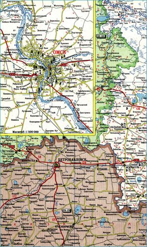 «Rutrassa.ru» – автомобильные дороги россии