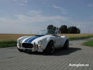 Самый мощный автомобиль в мире weineck cobra