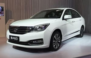 Седан dongfeng a60