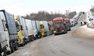 Штрафы для грузовиков поднимут в 17 раз