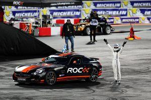 Шумахер с феттелем станут напарниками в гонке чемпионов