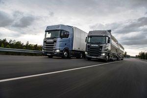 Шведы в россии благодаря грузовикам