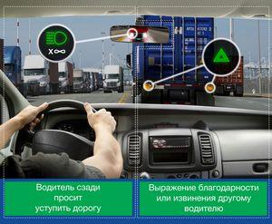 Сигнал, аварийка, поворотники – а вам знаком язык дорог?