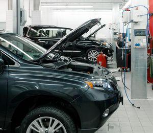 Сложность кузовного ремонта