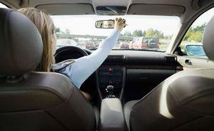 Советы по настройке зеркал заднего вида в легковом автомобиле