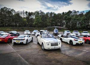 Список роскошных автомобилей пополнился