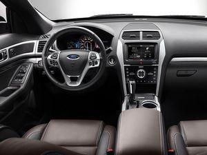 «Спортивный» ford explorer 5-го поколения