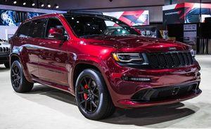Стали известны цены на «заряженный» jeep grand cherokee srt8