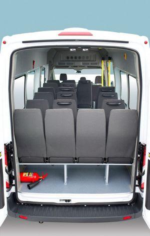 Стартовал прием заказов на автобусы ford transit нового поколения