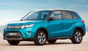 Suzuki new vitara: новая концепция