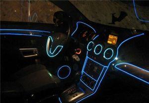 Светодиодная подсветка салона своими руками