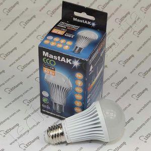 Тест светодиодных ламп а60 с цоколем е27 mastak 9w, 7 из 20