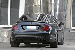 Тюнинг mercedes cl65 amg от anderson germany