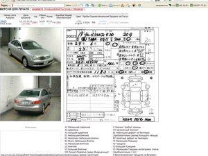 «Tokidoki.ru» – автомобили с аукционов японии