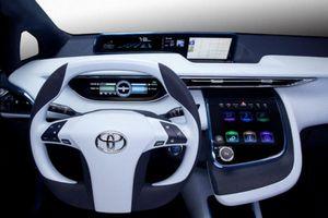 Toyota налаживает выпуск автомобиля с водородным двигателем