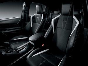 Toyota выпустила более элегантную версию кроссовера harrier