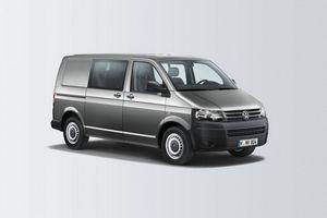 Transporter kombi doka plus – новая спецверсия от марки volkswagen коммерческие автомобили
