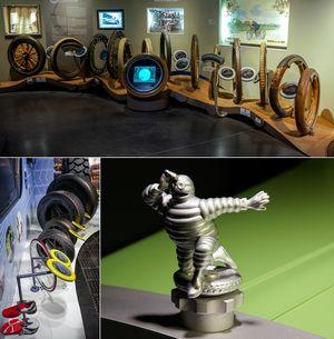В компании michelin создали шины, не боящиеся проколов