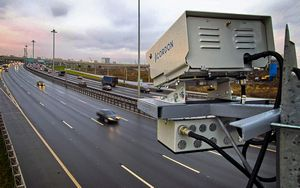 В москве возрастет число дорожных камер