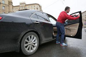 В москве вырос спрос на тонировку автомобилей