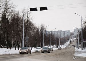 В москве взяли под контроль движение по реверсивной полосе