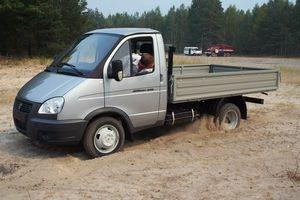 В россии начались продажи дизельных «газель –бизнес»