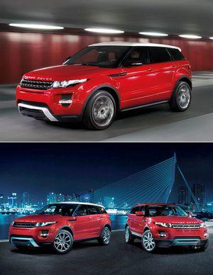 В россии продажа нового range rover evoque начнется 29 октября