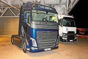 В россии volvo group будет выпускать грузовые кабины