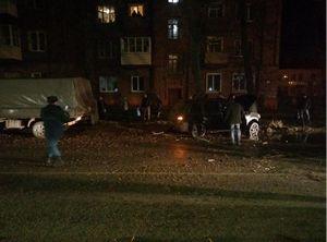 В тульской области столкнулись около 40-а машин