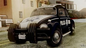 Volkswagen beetle — старый, добрый жук!