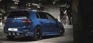 Volkswagen намерен выпустить модификацию golf с кузовом «тарга»