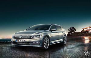Volkswagen passat b8: долог ли путь к успеху?