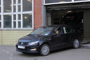 Volkswagen polo-седан – достойный конкурент выходит на рынок