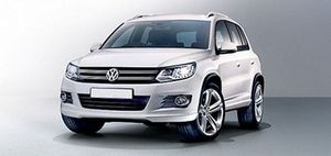 Volkswagen представляет новую версию tiguan avenue