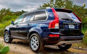 Volvo xc90 1-го поколения