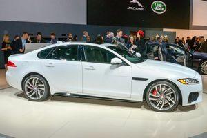 Второе поколение jaguar xf