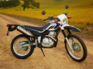 Yamaha xt250 получил инжектор