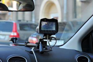 Закон о запрете видеорегистратора не вступит в силу