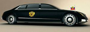 «Зил» приступает к разработке президентского лимузина